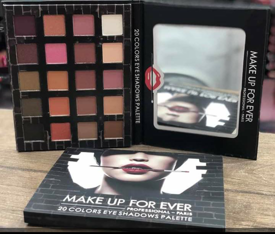 Picture of Make up for ever  eye shadows palette