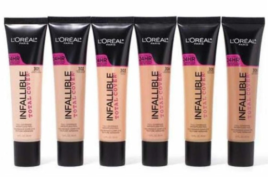 Picture of loreal كريم اساس