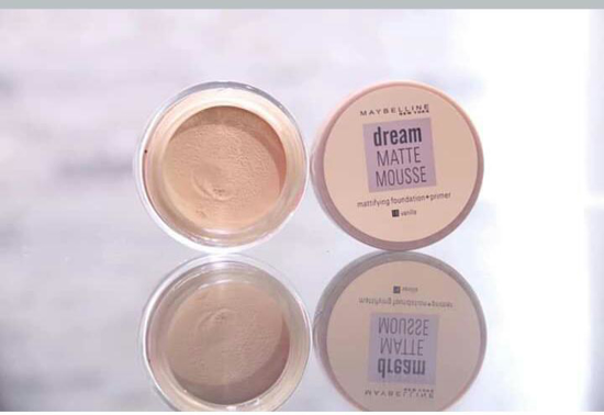 Picture of Mousse maybelline