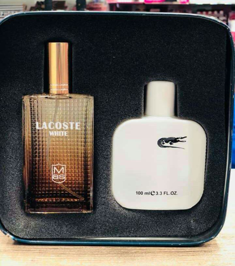 Picture of lacoste white