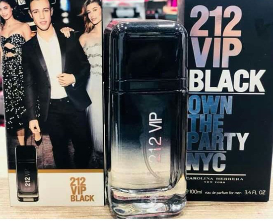 Picture of 212 Vip black