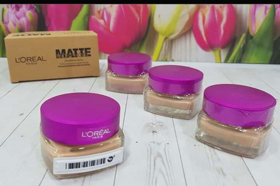 Picture of loreal matte